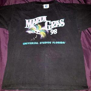 Vintage universal studios Mardi Grad 98